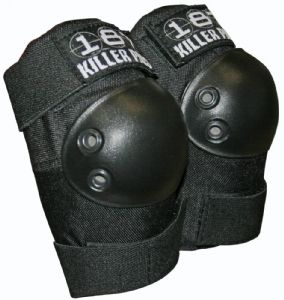 187 DERBY PAD SET (elbow, knee and wrist)
